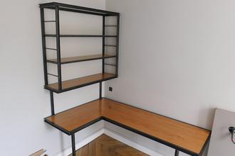 Ensemble mobilier de bureau réalisé sur mesure.